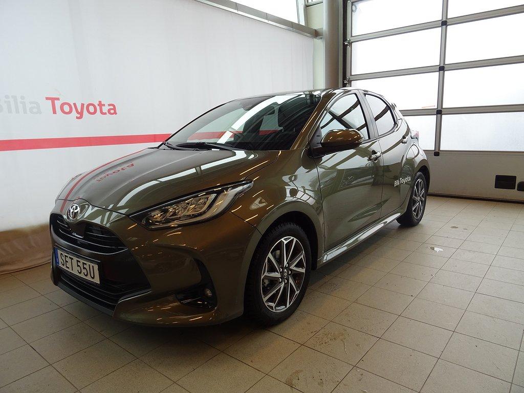 Toyota Yaris *DEMOBIL* 1.5 VVT-i 5D ACTIVE PLUS