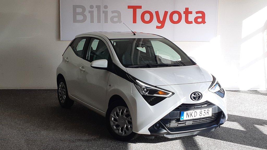 Toyota Aygo 1,0 5-D X-PLAY   DEMOBIL  