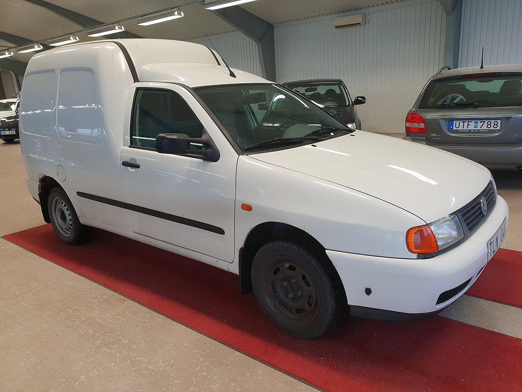 Volkswagen Caddy 1.4 Skåp / Drag