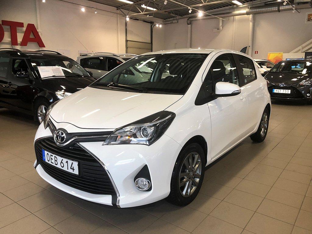 Toyota Yaris 1.33 5-D Active Man