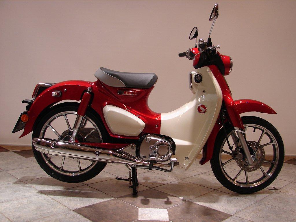 Honda SUPER CUB C125 Nyhet!  5 Års garanti