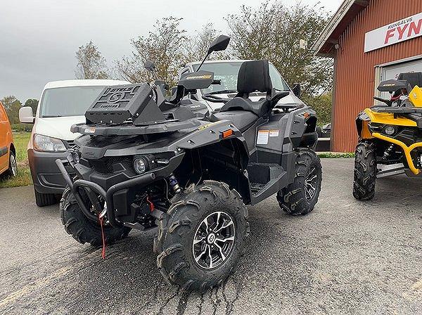 STELS 850cc 100% MONSTER
