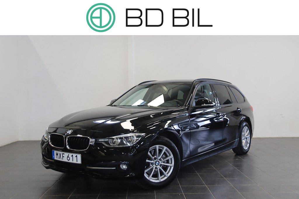 BMW 318 d Touring Steptronic Sport line Euro 6 150hk