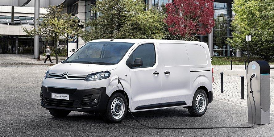 Citroën e-JUMPY Business Pre L2 Electric 75kWh