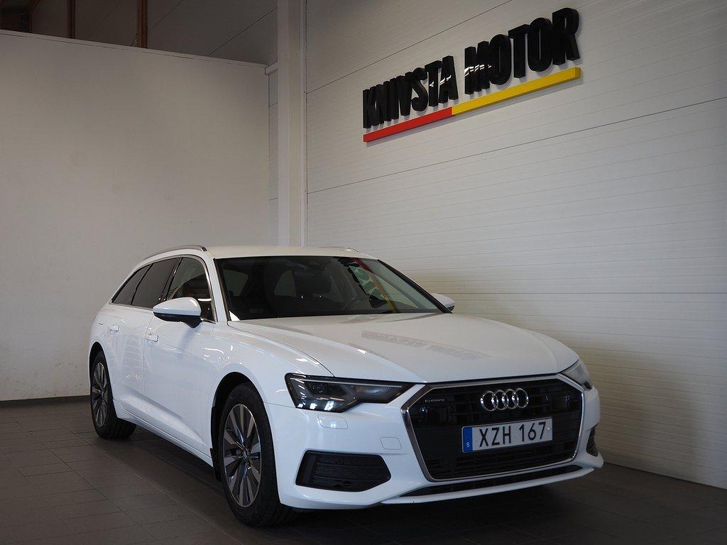 Audi A6 Avant 45 TDI 231hk Q Aut | Drag | D-värm | Navi 2019