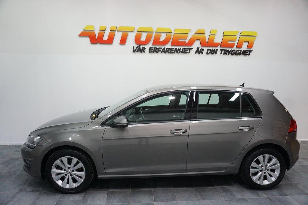 Volkswagen Golf 5-dörrar 1.2 TSI BlueMotion Premium, Comfort 105hk