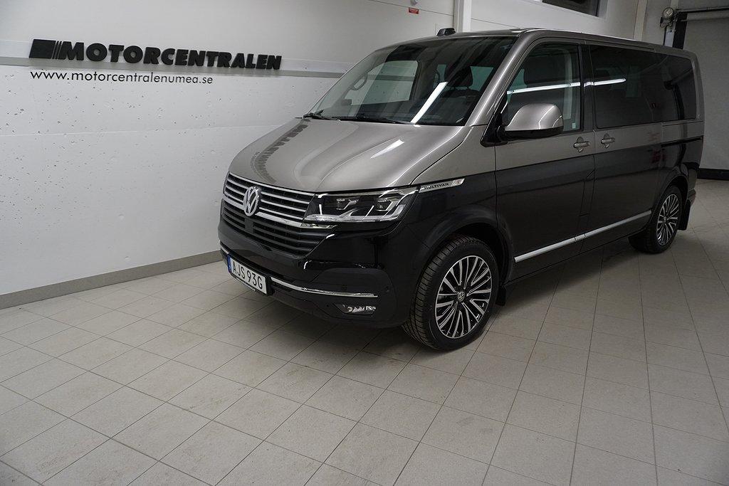Volkswagen Multivan 2.0 TDI 4Motion DSG 3000