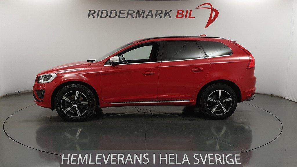 Volvo XC60 D4 AWD Polestar Voc D-värm Pano