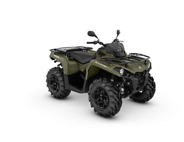 Can-Am 450 PRO T3 traktor 60 km/h