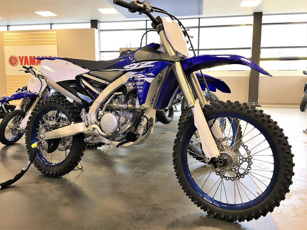 Yamaha YZ250F - SOMMAR-REA! SISTA EXET