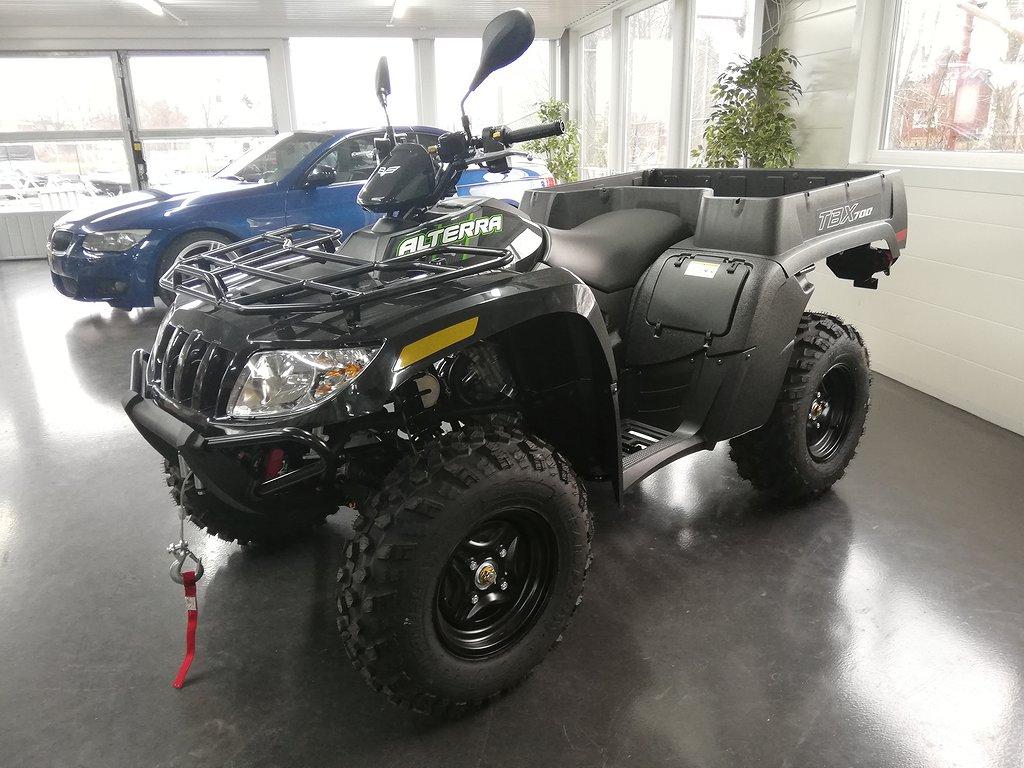 Arctic Cat TBX 700 Traktor B
