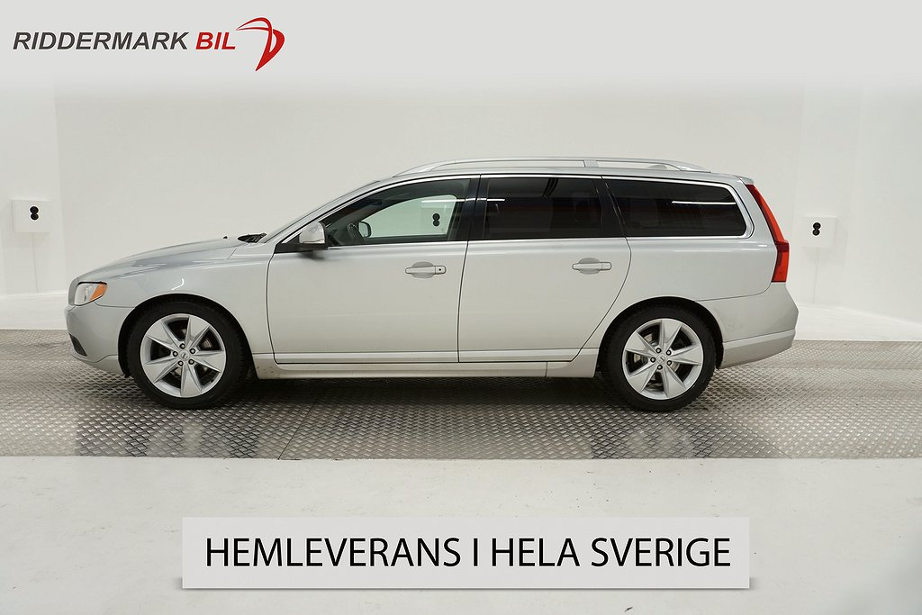 Volvo V70 II 1.6D DRIVe (115hk)