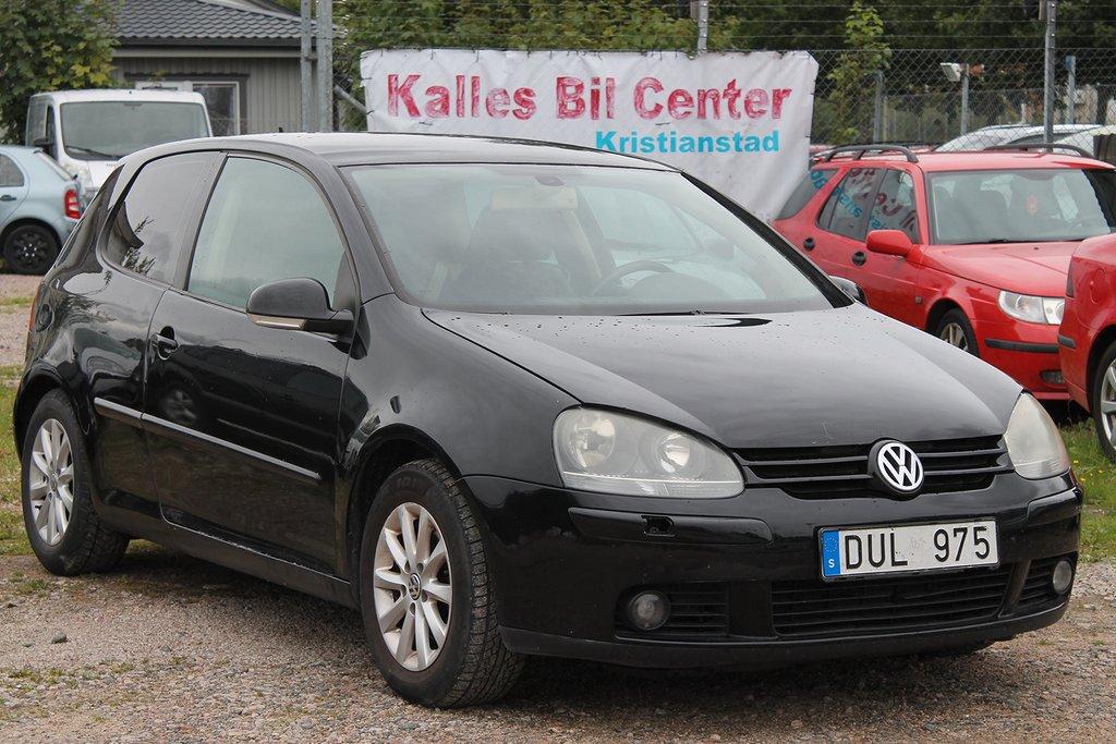Volkswagen Golf 3-dörrar 1.6 102hk