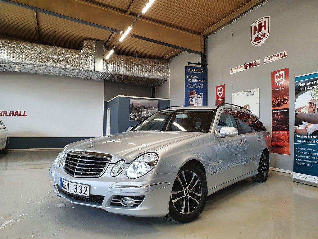 Mercedes-Benz E 280 T CDI 7G-Tronic 190hk Nybesik/Fint Skick