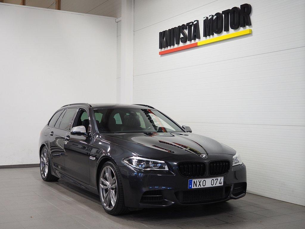 BMW M550 d xDrive Touring Aut M Sport 381hk 2014