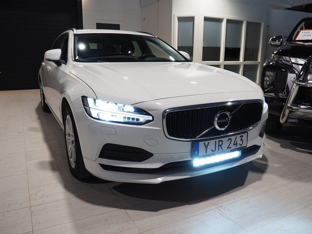 Volvo V90 D3 150hk Business VOC, Drag, Dieselv 2017