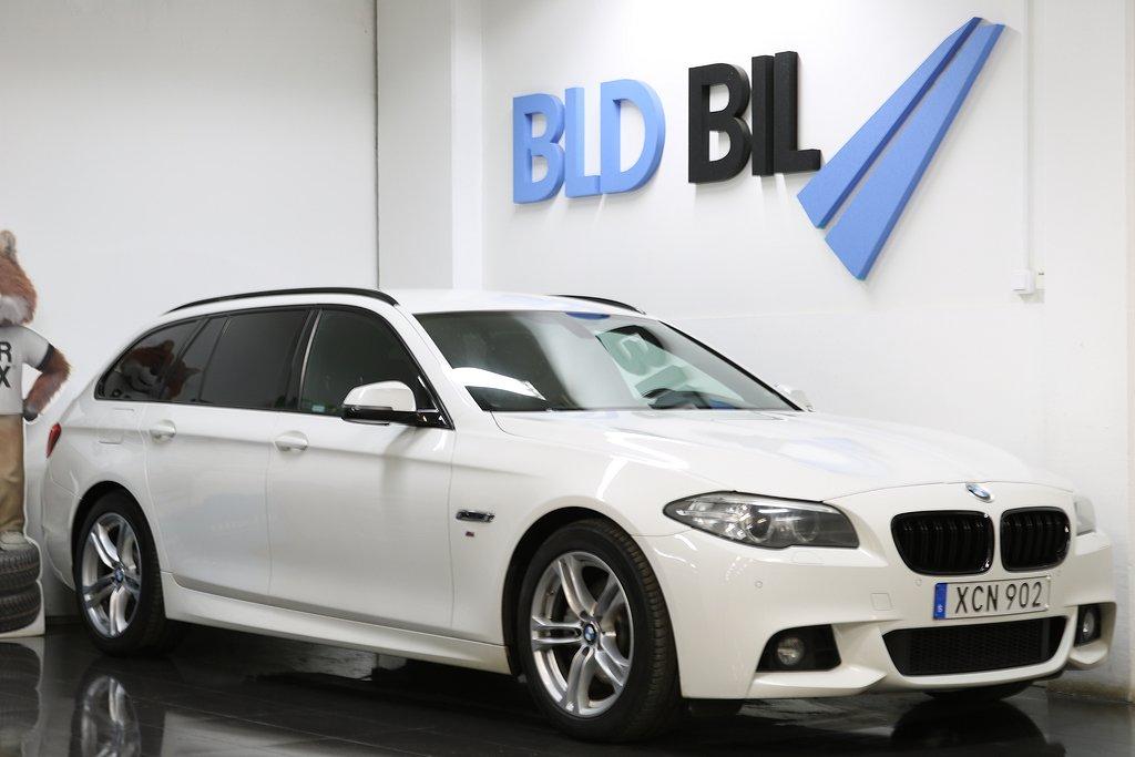 BMW 520 d XDRIVE AUTO DRAG M-SPORT  190HK