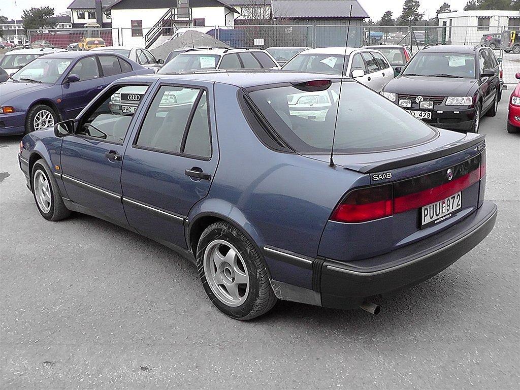 Saab 9000 Cs Kombicoupe Gotlandsk U00f6rd - Visby