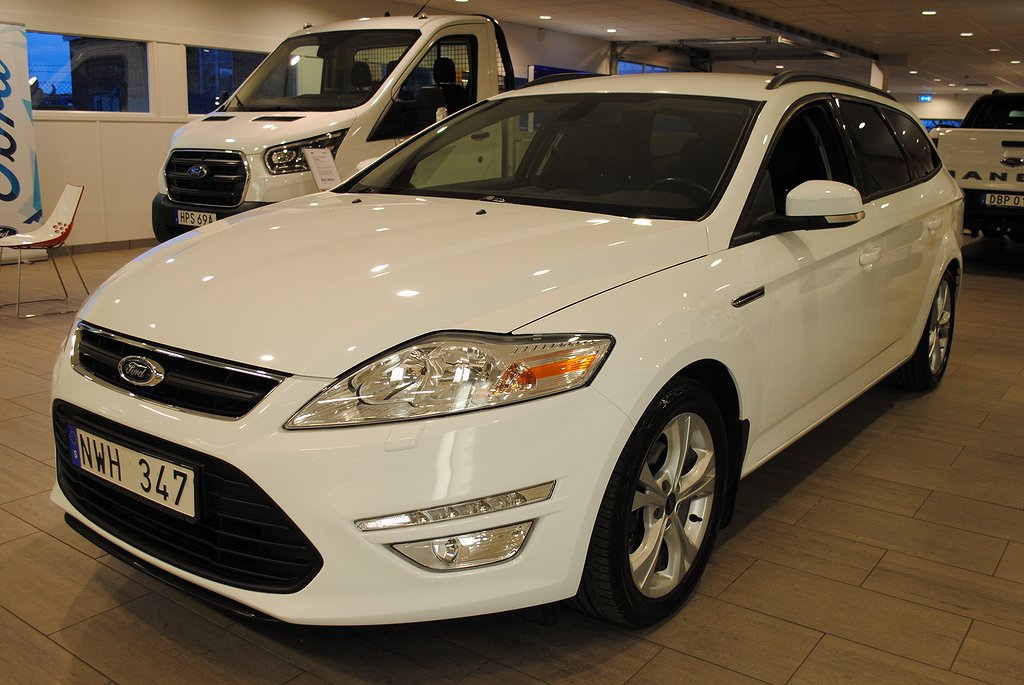 Ford Mondeo Kombi 1.6T 160hk EcoBoost Sport Edition *Drag*