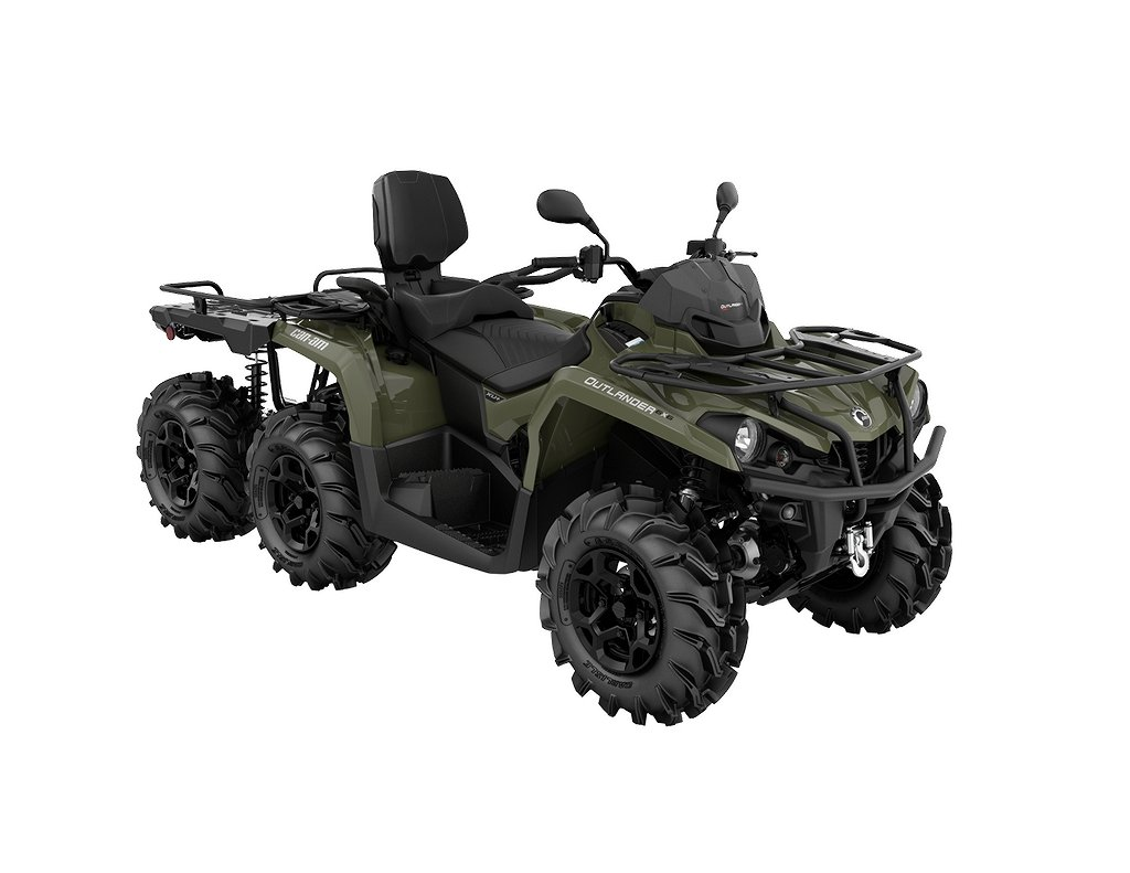 Can-Am Outlander 6*6 450 Max XU T Flatbed