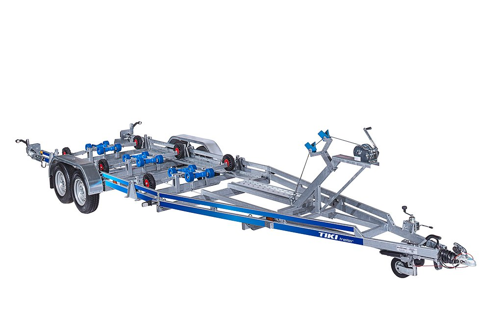 Tiki-Treiler BP3500-DRB OMG leverans