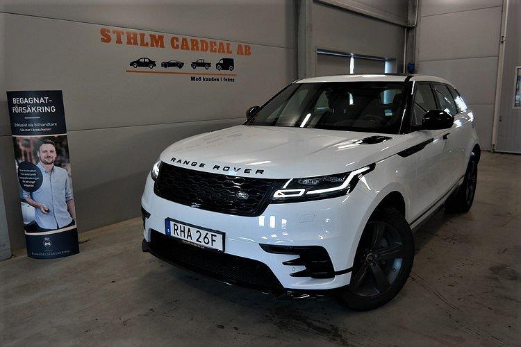 Land Rover Range Rover Velar D180 Automat R Dynamics 180hk