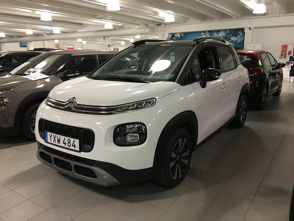 Citroën C3 Feel Demobil med Vinterhjul