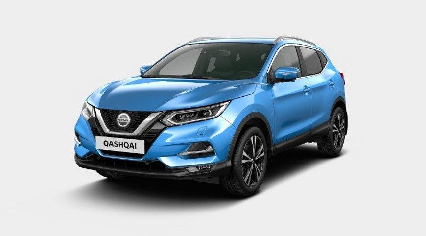 Nissan Qashqai TEKNA AUTOM 2020