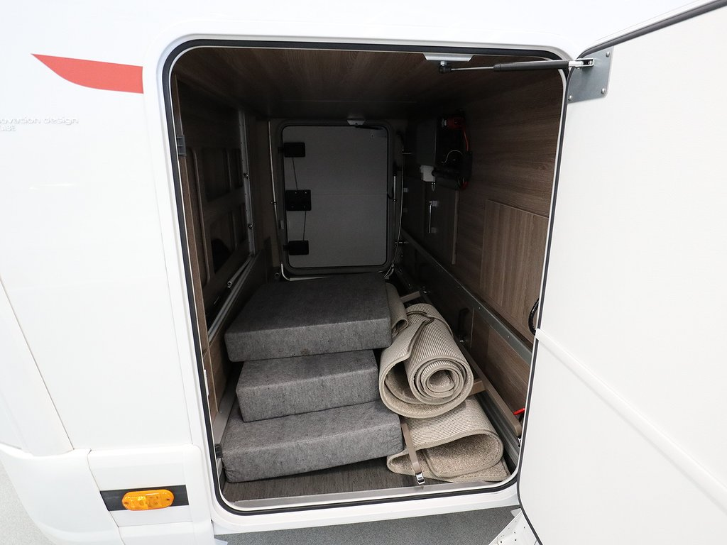 Kabe Travel Master 860 LGB Imperial *Hydrauliska Stödben*Förbrännings - Kabe