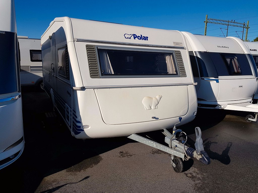 Polar 560 CTH Dubbelbädd