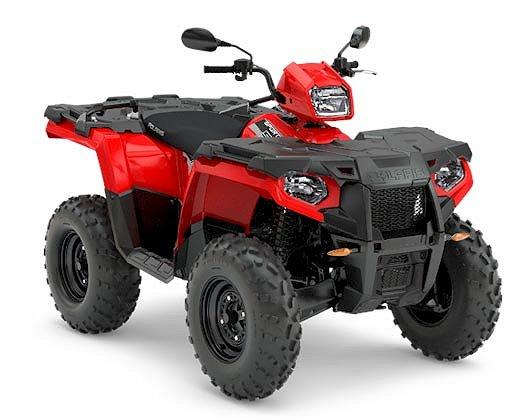 Polaris Polaris Sportsman® 570 Traktor B