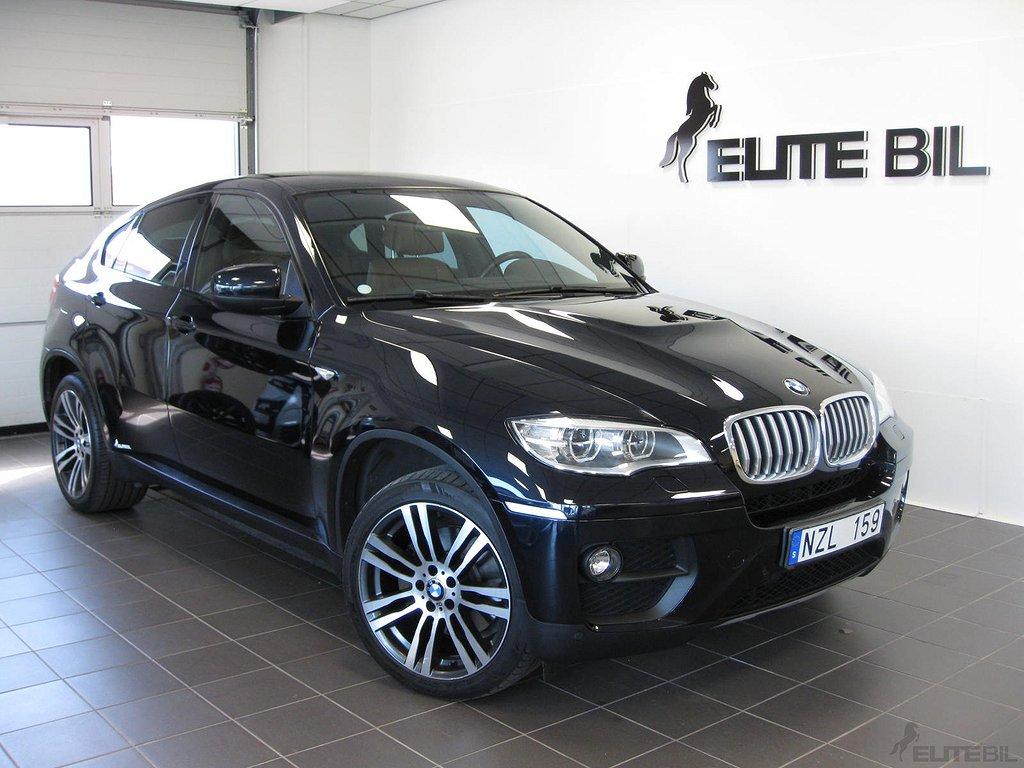 BMW X6 xDrive40d M Sport Sv.Såld 5-sits