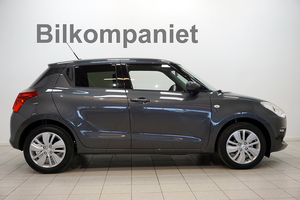 Suzuki Swift 5d 1,2 90hk KAMPANJ