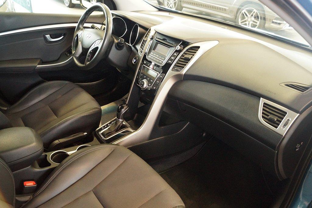 Hyundai i30 1.6 CRDi 110hk Aut Premium
