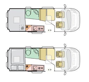 Adria Twin Plus 600 SPB Fiat 6D 2,3 160HP 35L - Adria