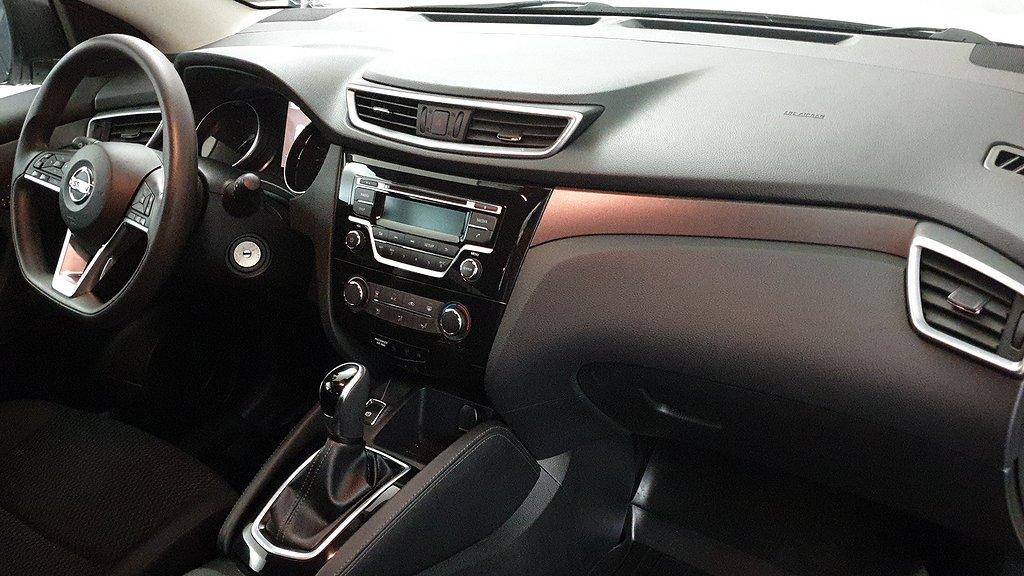 Nissan Qashqai 1.2 DIG-T (115hk)