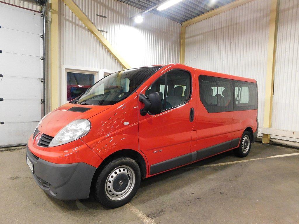Renault Trafic Passenger  9-sits Lång 2.0 dCi 114hk