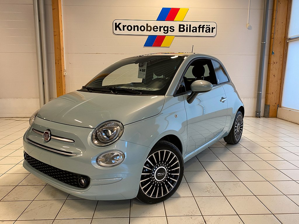 Fiat 500 Hybrid Launch Edition 1.0 Euro 6 70hk