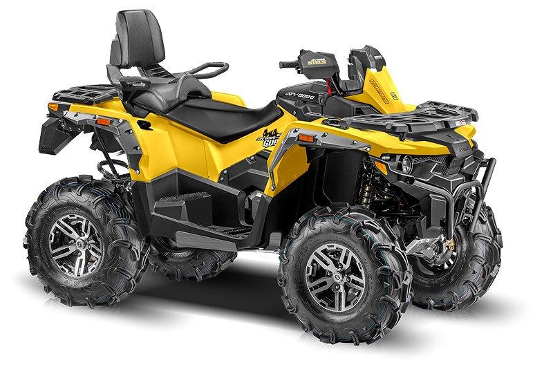 STELS ATV 800G Trophy TRAKTOR B, PLOGKAMPANJ