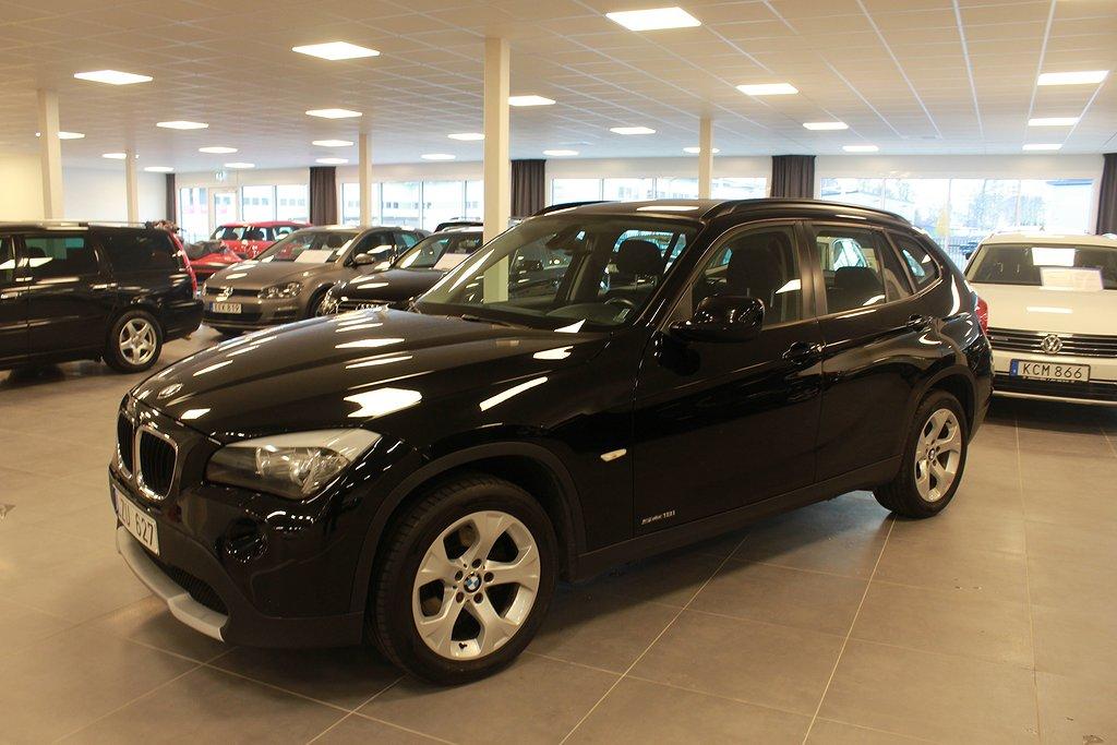 BMW X1 sDrive18i (150hk)
