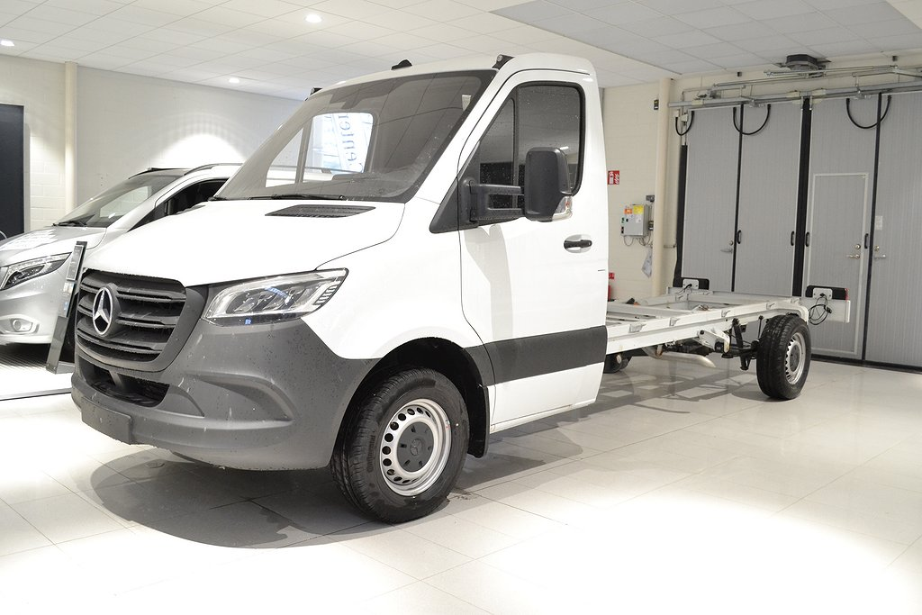 Mercedes-Benz Sprinter 316 CDI Chassi EH R3