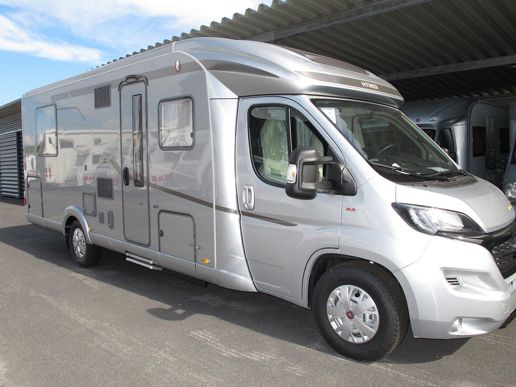 Hymer Tramp 708 SL HC-50 Years