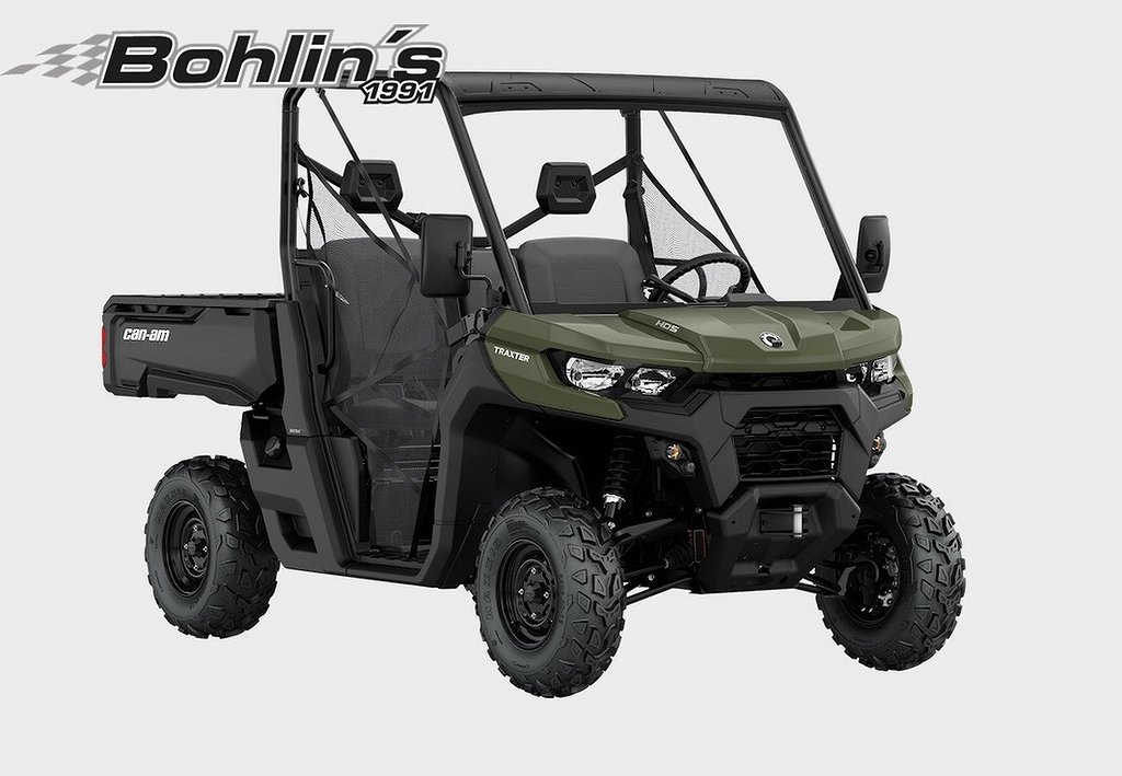 Can-Am Traxter HD5 Base T -21