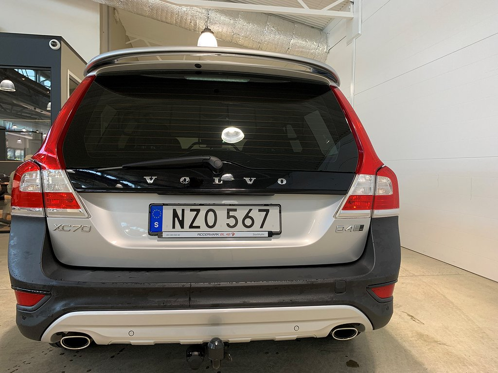 Volvo XC70 II D4 AWD (181hk)