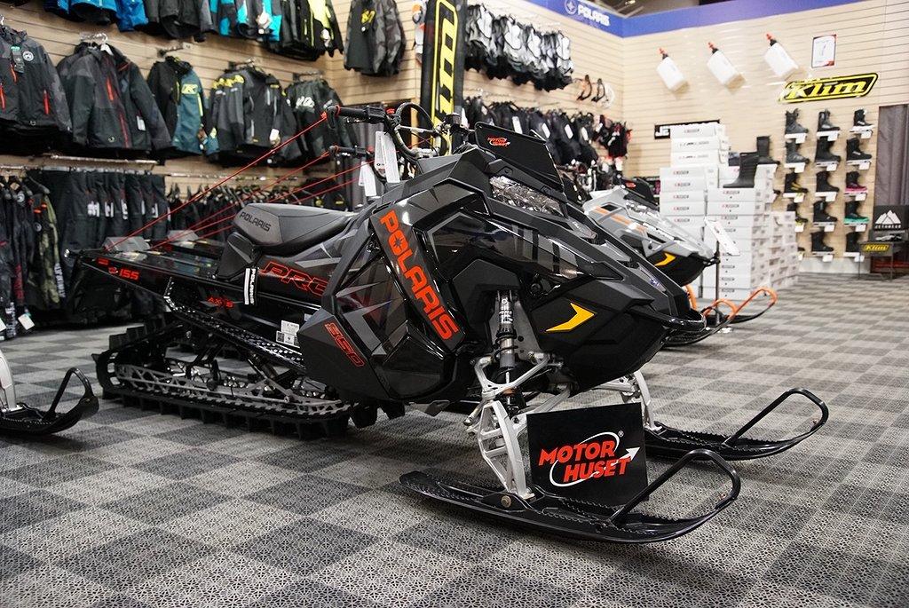 Polaris 850 Pro RMK 155