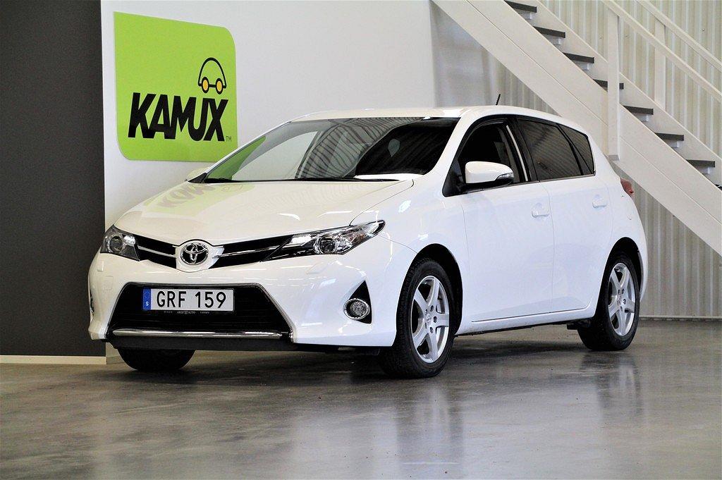 Toyota Auris 1.6 5dr | Edition Feel | SoV Hjul! | Backkamera