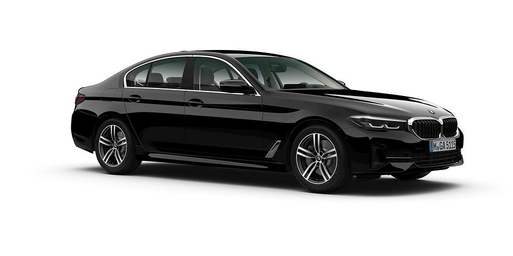 BMW 520 d Sedan MHEV *Vårkampanj
