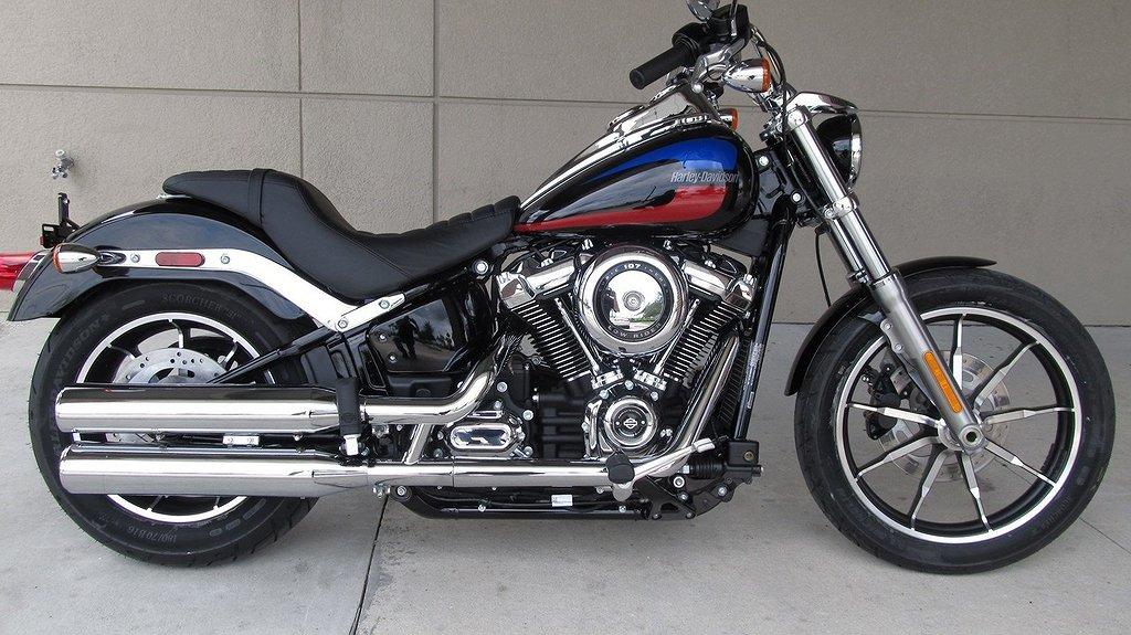 Harley-Davidson FXLR