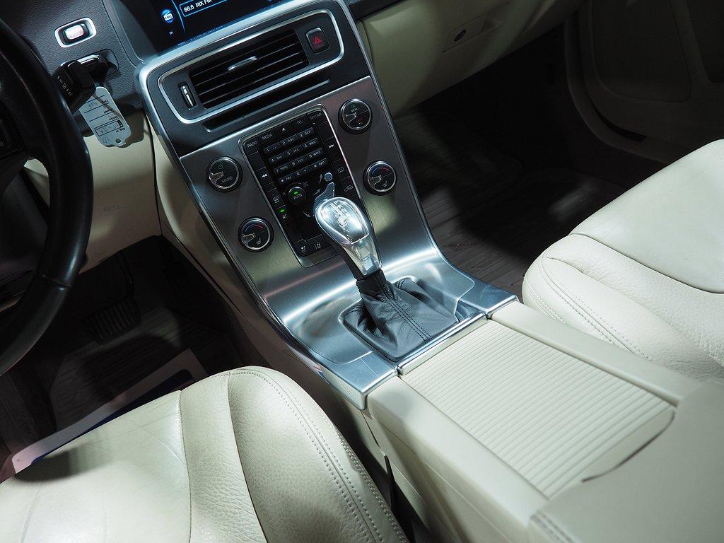 Volvo S60 D5 Geartronic Summum 215hk 2013
