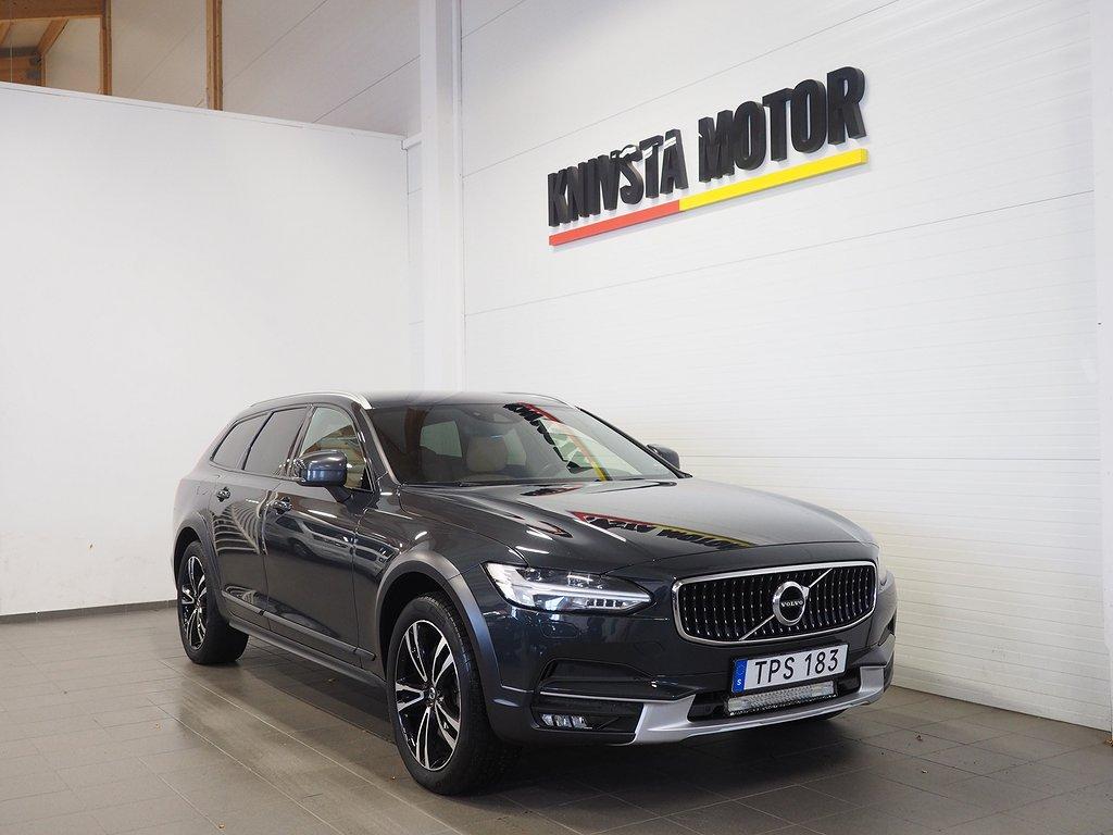 Volvo V90 Cross Country D4 AWD Aut Inscription Pro DRAG 2018